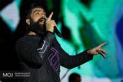 کنسرت علی زند وکیلی 16 و 17 مرداد برگزار می شود