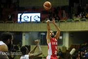 پخش زنده بازی بسکتبال ایران و اسپانیا از شبکه سه سیما