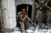 حمله داعش در مرزهای عراق و سوریه خنثی شد