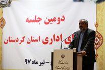 مردم از عملکرد دستگاههای اجرایی کردستان راضی نیستند/باکسی عهد اخوت نبسته ام