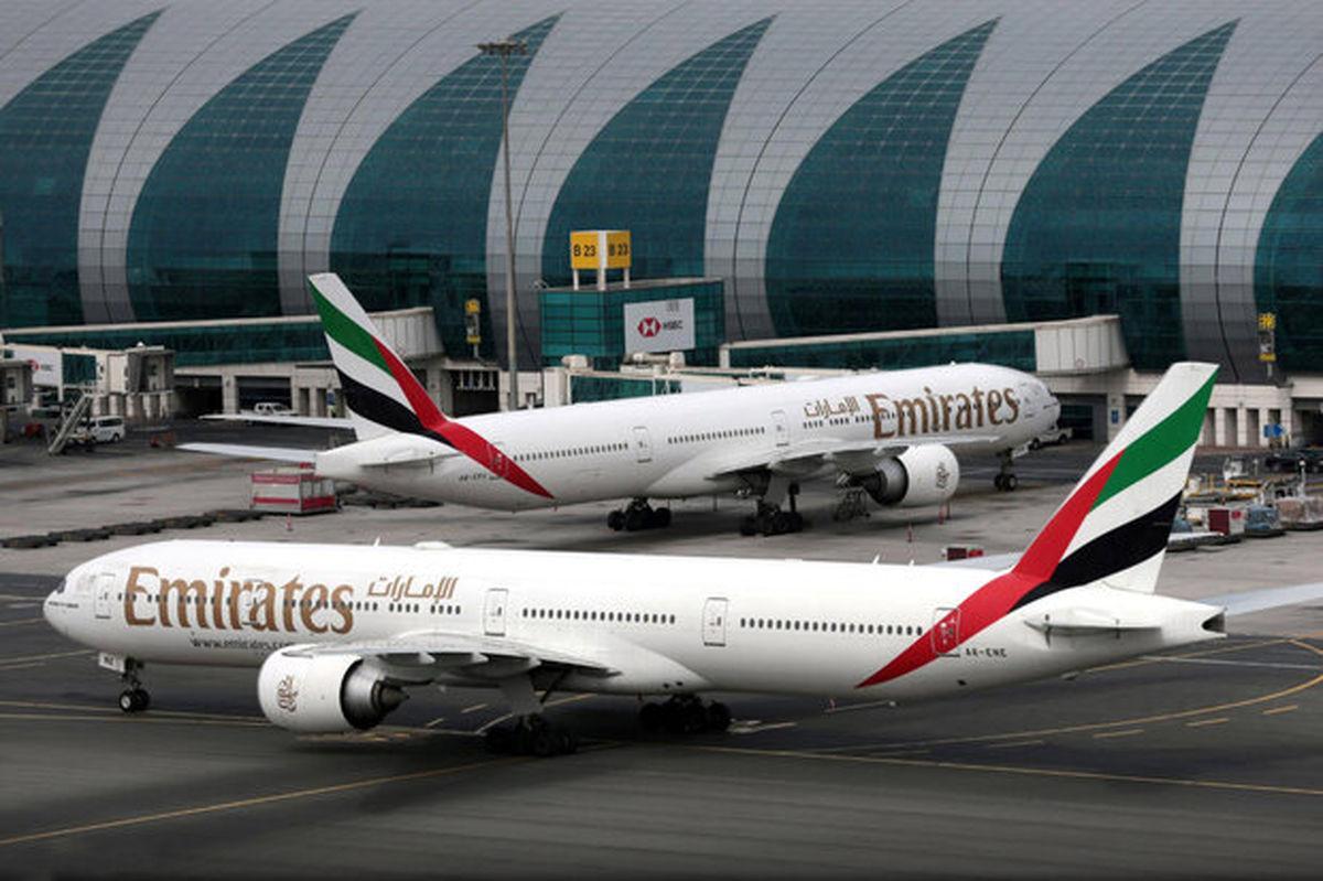 کاهش۷۰ درصدی ترافیک هوایی فرودگاه دوبی در سال ۲۰۲۰