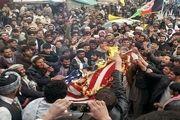 حمله هوایی آمریکا به شرق افغانستان 5 کشته برجا گذاشته است