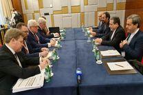 عراقچی با سرگئی ریابکوف گفتگو و رایزنی کرد