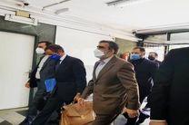 دیدار مدیرکل آژانس بین المللی انرژی اتمی با محمد اسلامی