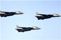 حمله هوایی ارتش عراق به خاک سوریه