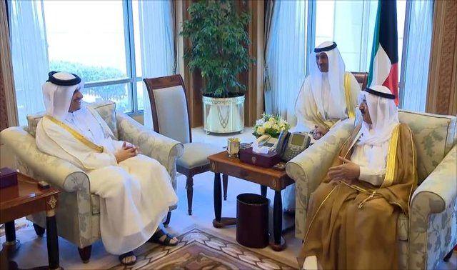قطر آماده مذاکره برای حل بحران های خلیج فارس