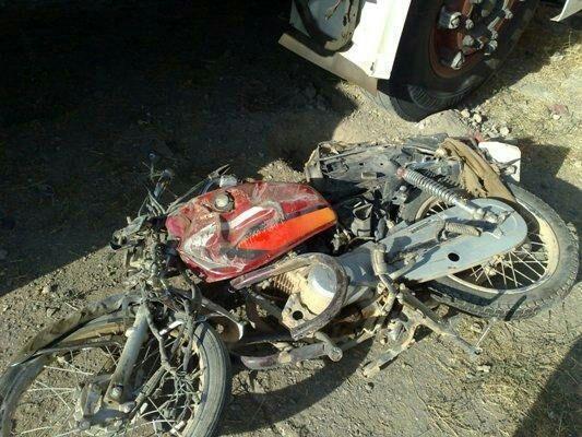 2 کشته و 2 مجروح در تصادف موتورسیکلتها در لنگرود