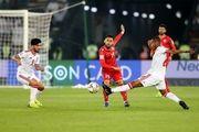 نتیجه بازی امارات و بحرین/ تساوی میزبان به لطف هدیه داور