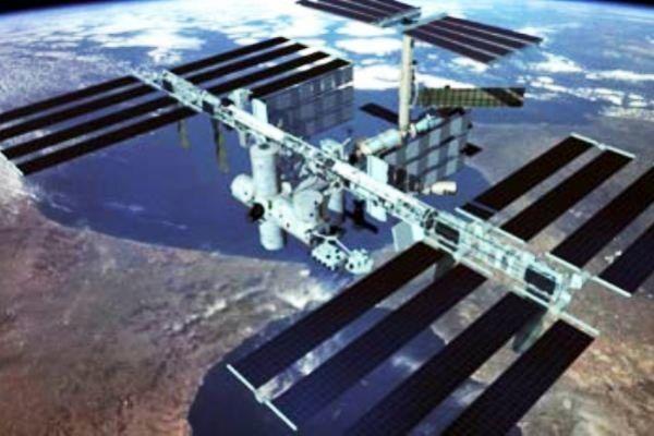 ایستگاه فضایی چین سقوط کرد