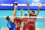مسابقات لیگ جهانی والیبال در اردبیل برگزار می شود