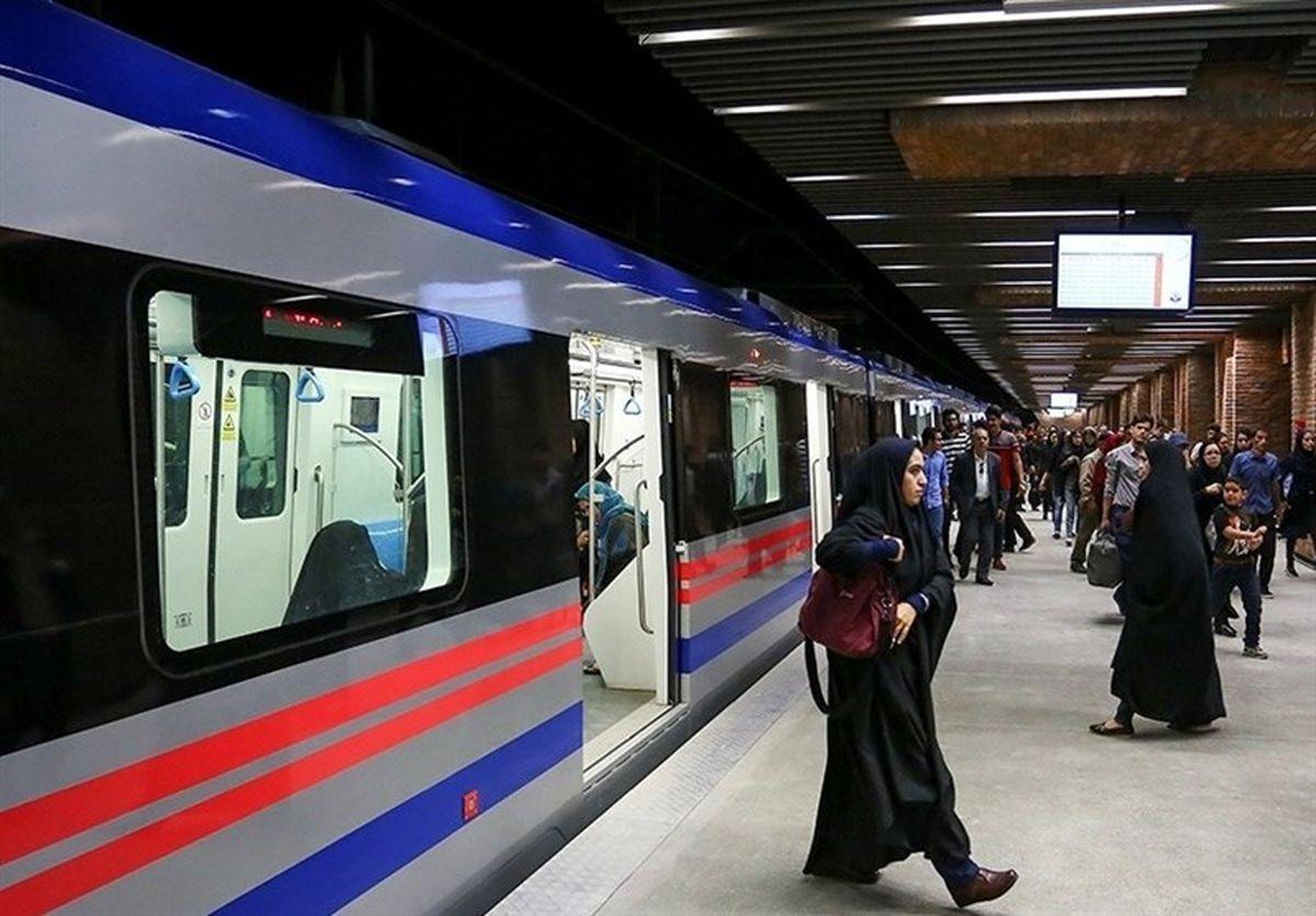 متروی تهران به باقرخان می رسد