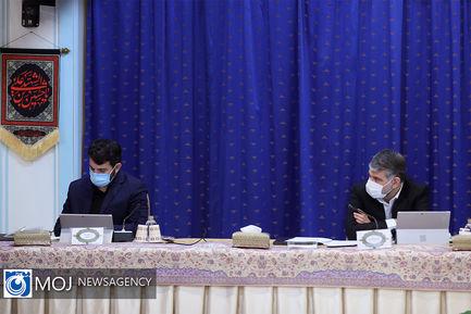 اولین جلسه هیات دولت سیزدهم