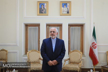 محمدجواد ظریف وزیر امور خارجه