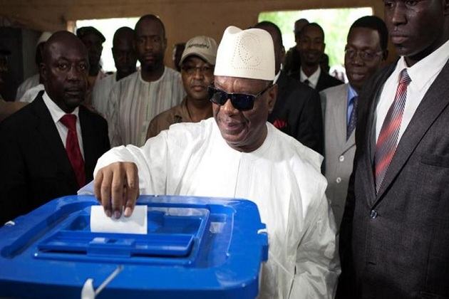 مردم کشور مالی فردا برای بار دوم پای صندوقهای رای میروند