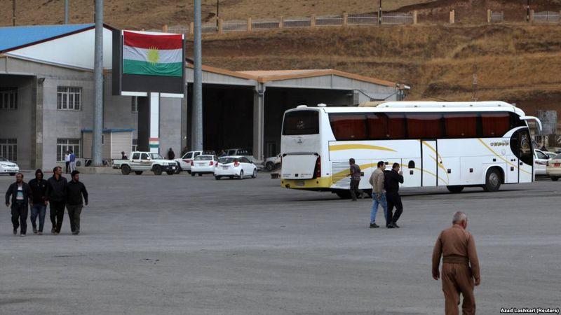 دولت عراق کنترل گذرگاه های مرزی با ترکیه را به دست گرفت