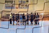 اعلام اسامی بازیکنان تیم ملی فوتسال برای دیدار با کرواسی