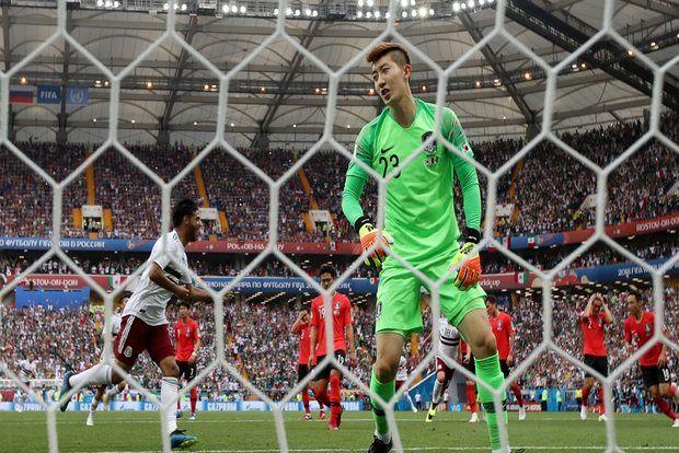 نتیجه بازی کره جنوبی و مکزیک در جام جهانی/ حذف کره جنوبی از جام جهانی