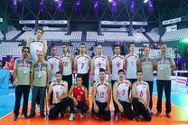 ادامه سلطه سی ساله والیبال نشسته ایران در دنیا
