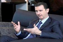 آماده گفتگو با همه هستیم به شرط کنار گذاشتن سلاح و پایبندی به قانون اساسی سوریه