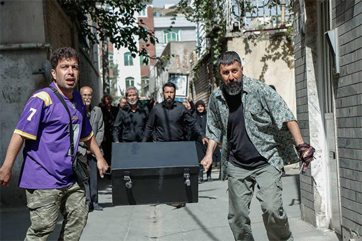 عباس جمشیدی فر به سریال «خوشنام» پیوست