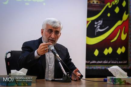 سعید جلیلی نماینده مقام معظم رهبری در شورای عالی امنیت ملی