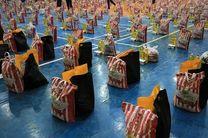 توزیع 2 هزار بسته غذایی بین نیازمندان مبارکه در ماه مبارک رمضان