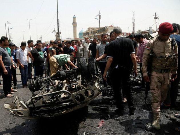 8 کشته و زخمی در انفجاری در کرکوک
