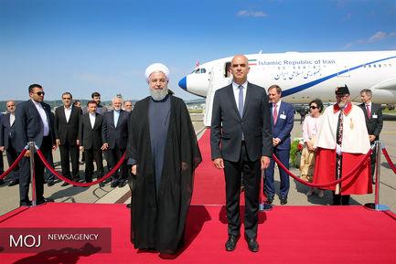 سفر رییس جمهوری به سوییس