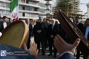 افتتاح پروژه های منطقه ۲۲ شهرداری تهران