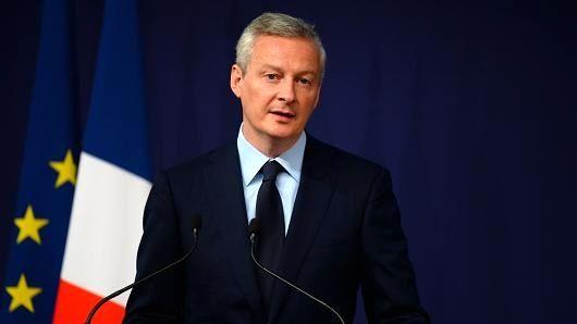 پاریس متعهد شد تلاش های اتحادیه اروپا برای جلوگیری از تحریم های ایران را هدایت کند