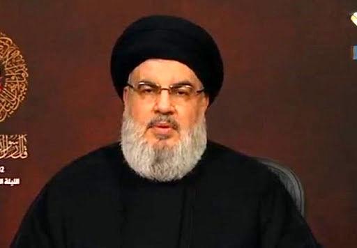 سخنرانی سید حسن نصرالله درباره آخرین تحولات سیاسی لبنان و منطقه
