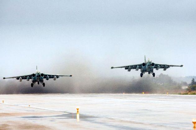 حمله مخالفان سوری به پایگاه هوایی حمیمیم