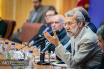 لاریجانی: برای تداوم اقتدار پایدار در خزر باید به نیروی دریایی کمک کرد