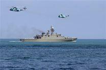 ناوگروه نیروی دریایی ارتش عمان فردا در بندرعباس پهلو می گیرد