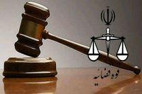 راننده خاطی تخلیه فاضلاب در رودخانه عباس آباد بازدداشت شد