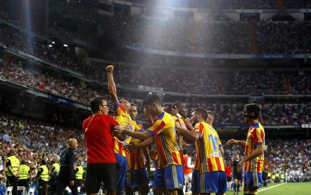 رئال مادرید و کابوسی به نام والنسیا