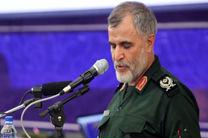 اتحاد تشکلهای بسیجی نقشههای داعش را نقش بر آب کرد