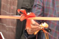 160 میلیارد ریال پروژه در بهارستان به مناسبت هفته دولت افتتاح شد