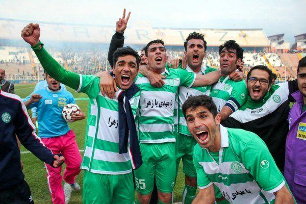 مس کرمان و ماشینسازی به یک هشتم نهایی جام حذفی صعود کردند