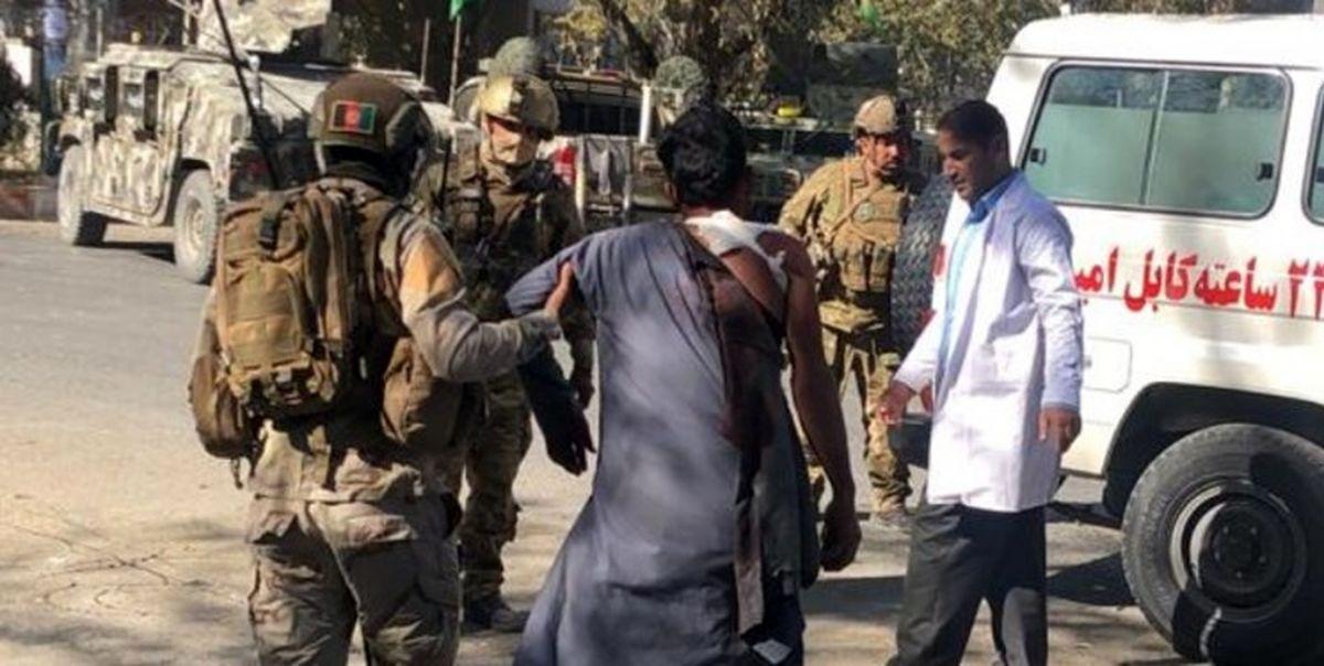 کشته و زخمی شدن ۸۵۰۰ غیرنظامی در افغانستان در سال ۲۰۲۰