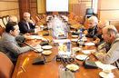 دیدار معاون مطبوعاتی با دو مدیر رسانهای الجزایر