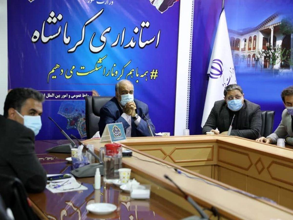 خسارات ناوگان حملونقل عمومی درونشهری کرمانشاه باید جبران شود
