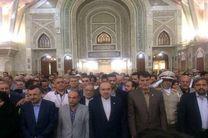 جامعه ورزش درمراسم گرامیداشت ارتحال امام راحل شرکت می کنند