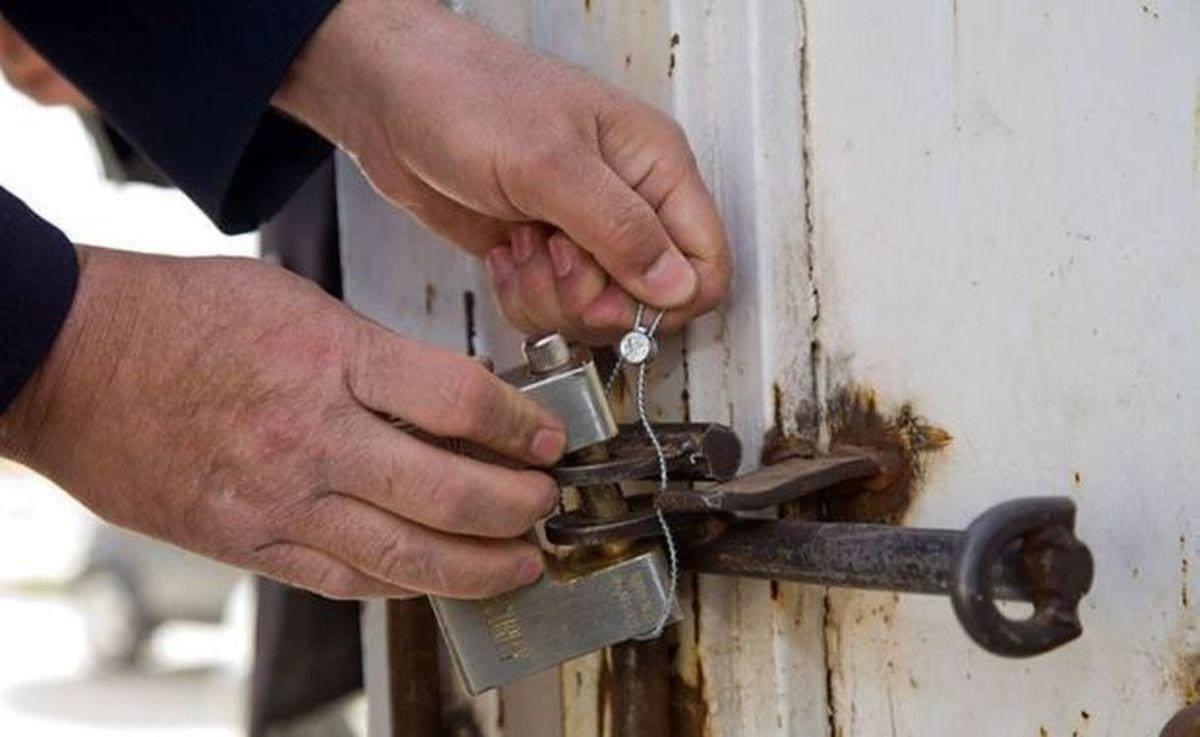 پلمب ۲۲۰ بنای غیرمجاز و مشاور املاک در استان