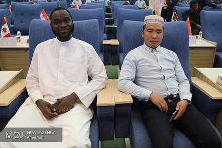 افتتاح مسابقات بینالمللی قرآن کریم