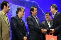 قهرمانان و نام آوران استان یزد تجلیل شدند
