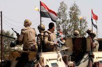 15 نظامی مصری در درگیری های شمال سینا کشته و زخمی شدند
