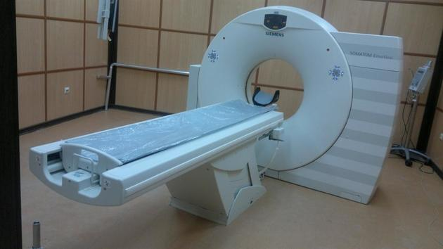 راه اندازی سی تی اسکن جدید در بیمارستان فرقانی قم