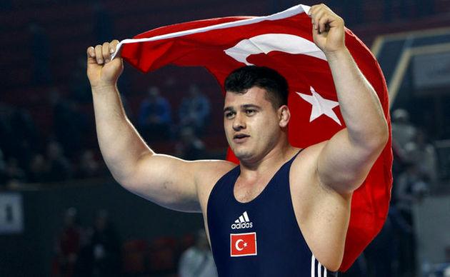 ترکیه با رضا کایالپ در جام جهانی کشتی فرنگی آبادان