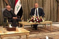 عراق کشوری قوی و دارای منابع و شخصیتهای بزرگی است